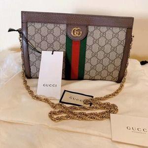 🌸NWT G.G Ophidia Small Shoulder Bag Handbag
